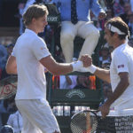 Roger Federer ធ្លាក់ចេញពីពានរង្វាន់ Wimbledon ហើយ