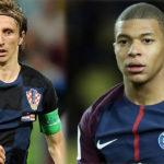 បាល់មាសនៅ World Cup ឆ្នាំនេះ បើមិន Modric មានតែ Mbappe ប៉ុណ្ណោះ