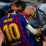 Messi អវត្តមានយ៉ាងតិច៣សប្ដាហ៍ ចំពោះរឿងរបួសកែងដៃនោះ