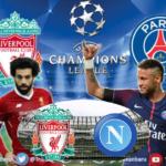 ក្រោយចាញ់ PSG ក្រុម Liverpool ត្រូវការឈ្នះ Napoli ដាច់ខាត ទើបបានឡើង