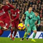 Liverpool សំពង Arsenal មិនទុកមុខ ៥-១ បន្ដដាច់ពិន្ទុឆ្ងាយពីក្រុមលេខ២