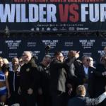 Tyson Fury នឹងតតាំងជាមួយកីឡាករ Deontay Wilder នៅថ្ងៃសៅរ៍នេះហើយ