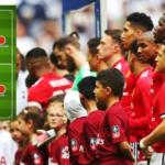 Man Utd អវត្តមានកីឡាករ៩នាក់ ពេលប៉ះ Liverpool ចុងសប្ដាហ៍នេះ