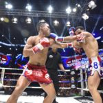 សុខ ធី នៅតែបង្ហាញភាពខ្លាំង បំបាក់ទុយនេស៊ី នៅសង្វៀន Muay Thai Super Champ
