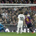 Barcelona ទម្លាក់ Real Madrid នៅ Bernabue ៣-០ ពាន Copa del Rey 