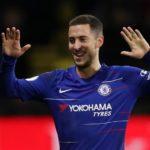 ទោះមិនបានស៊ុត តែ Hazard វ៉ៃបានកំណត់ត្រាមួយនៅ Chelsea កាលពីយប់មិញ