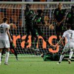 Mahrez ទាត់Free Kick ចុងម៉ោងជួយក្រុមអាល់ហ្សេរីឡើងវគ្គផ្ដាច់ព្រ័ត្រAfrica Cup