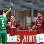 AC Milan ចាប់ផ្ដើមរដូវកាលអាក្រក់បំផុតក្នុងពេល ៧០ ឆ្នាំមកនេះ