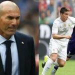 Zidane ៖ James ជាកីឡាករមានគុណភាពម្នាក់របស់ Real Madrid 