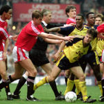 United ស្តេច EPL ខណៈ Arsenal ស្តេច FA Cup ចុះពាន EFL ក្រុមណាលើកច្រើនជាងគេ?