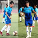 យុវជនបឹងកេត២រូប ជាប់ជម្រើសជាតិកម្ពុជា U-19 ត្រៀមប្រកួតជម្រុះ AFC